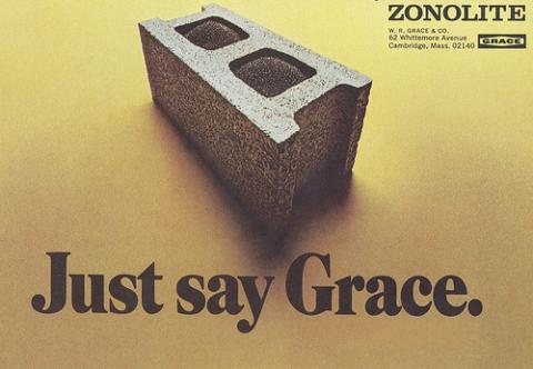 W.R. Grace & Co. ad