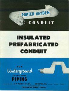 Porter Hayden logo