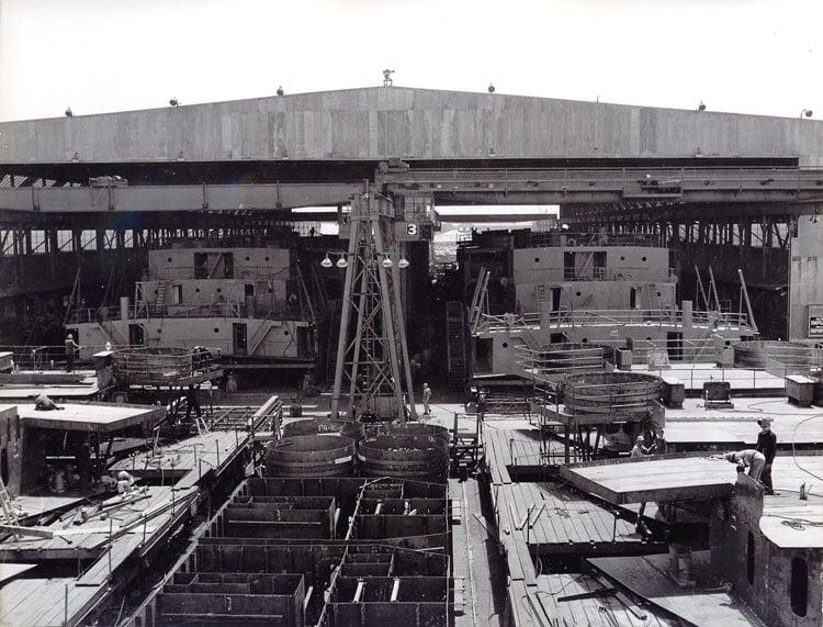 Kaiser Shipyards