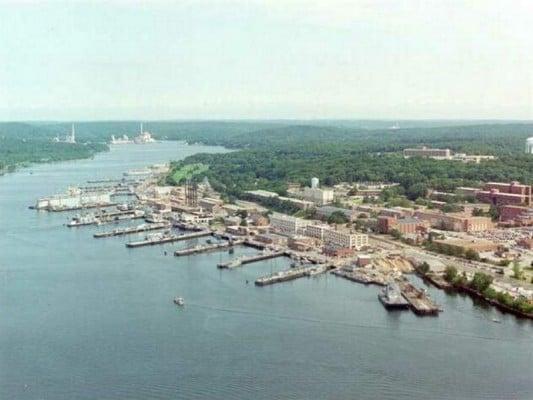 Groton Naval Base