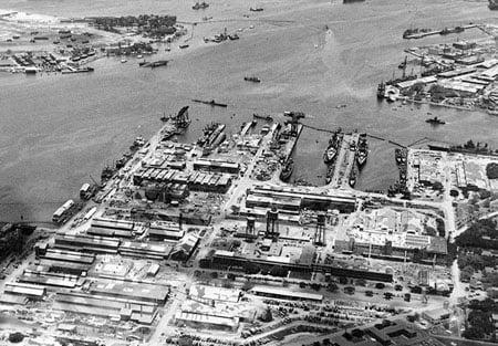 Pearl Harbor Naval Shipyard